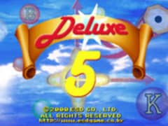 Free Play Deluxe 5 (ver. 107set 1) Mame Online any web browser