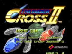 Free Play Thunder Cross II (World) Mame Online any web browser