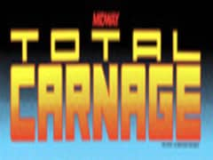 Free Play Total Carnage (rev LA1 ) Mame Online any web browser