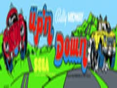 Free Play Up'n Down Mame Online any web browser