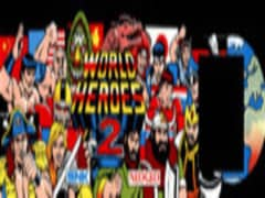 Free Play World Heroes 2 Mame Online any web browser