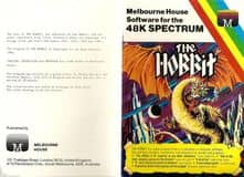 Free Play The Hobbit Spectrum Online any web browser