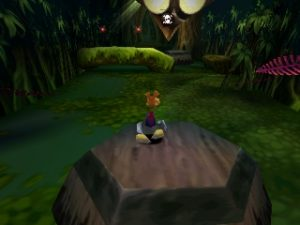 Free Play Rayman 2 The Great Escape Playstation Online any web browser