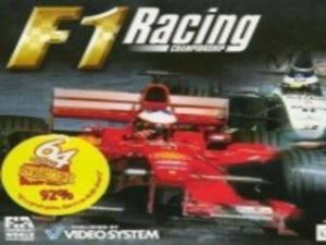 Free Play F1 Racing Championship Nintendo 64 Online any web browser