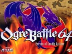 Free Play Ogre Battle 64 Nintendo 64 Online any web browser