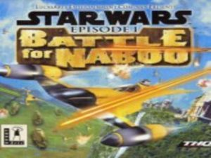 Free Play Star Wars Episode Battle Naboo Nintendo 64 Online any web browser