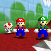 Free Play Super Mario 64 Nintendo 64 Online any web browser