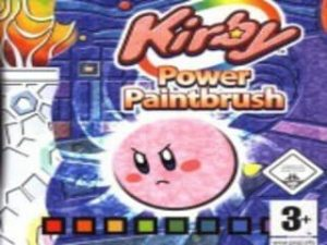 Free Play Kirby: Power Paintbrush Nintendo DS Online any web browser